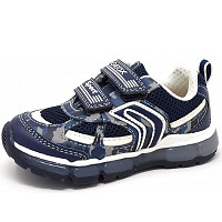 GEOX - Android - Klettschuh - C4211 navy/white