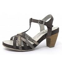 S.OLIVER - Da.-Sandalette - Sandalette - grey