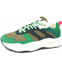 SCOTCH & SODA - Celest - Sneaker - S720 scar. green multi