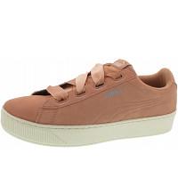 Puma - Vikky Platform Ribbon S - Sneaker - dusty cora