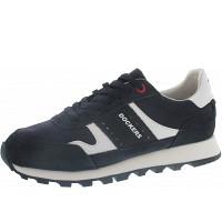 DOCKERS - Sneaker - navy-white