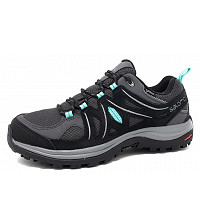 SALOMON - Ellipsa - Wanderschuh - magnet/black