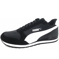 PUMA - ST Runner - Sneaker - black/white