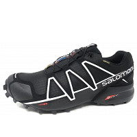SALOMON - Speedcross 4 GTX - Trekkingschuh - black