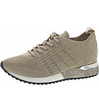 LA STRADA - Sneaker - knitted beige