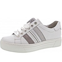 SEMLER - Alexa - Sneaker - weiss-perl-silb-chro