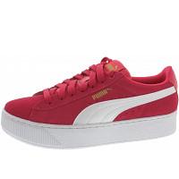 PUMA - Vikky Platform Jr - Sneaker - paradies pink- white