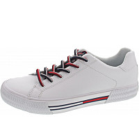 TOMMY HILFIGER - Essential Tommy Jeans Sne - Sneaker - white