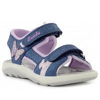 LURCHI - FIA - Sandalette - jeans
