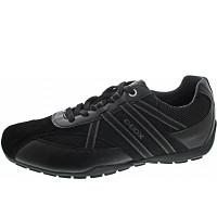 Geox - U Ravex - Sneaker - mesh black