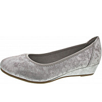 JANA - Pumps - grey-silver