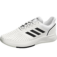 adidas - Courtsmash - Sneaker - white/ black