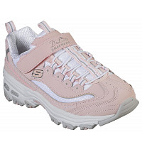 SKECHERS - D´Lites - Sneaker - light pink/ white