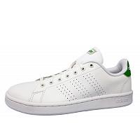 ADIDAS sportlicher Schnürer ADVANTAGE white green 79,99 € nur 74,99 €