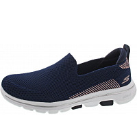 SKECHERS - Go Walk 5 - Slipper - nvy