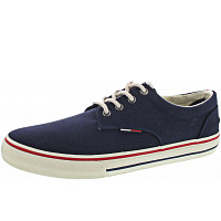 Tommy Hilfiger - Textile Sneaker - Sneaker - ink