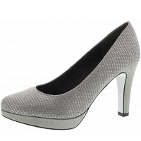 S.OLIVER - Pumps - lt grey comb