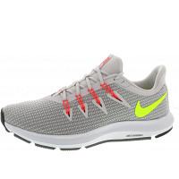 Nike - Wmns Quest - Sportschuh - grey-smoke