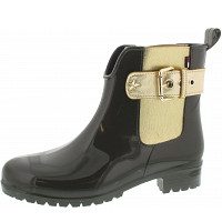 TOMMY HILFIGER - Oxley - Gummistiefel - military sage