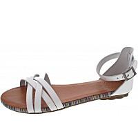 PORRONET - Sandale - bianco