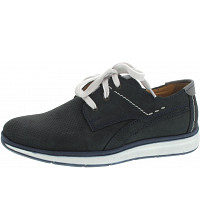 FRETZ MEN - Carlton - Halbschuh - blue