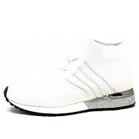 LA STRADA - laStrada mid high Sneaker - Sneaker - 4504 -white knitwear