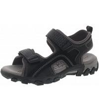 Superfit - Hike - Sandale - schwarz