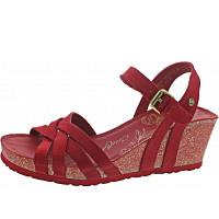 Panama Jack - Sandalette - rojo/red