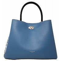 DAVID JONES - Tasche - blau