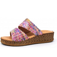 SALAMANDER - Da.-Schuh - Pantolette - 39 multicolor