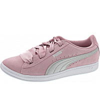 PUMA - Puma Vikky Ribbon - Sneaker - pale pink/puma silve