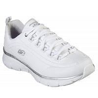 Skechers - Sportschuh - white/ silver