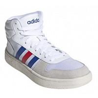 adidas - Hoops 2.0 mid - Sneaker high - white