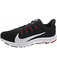Nike - Quest 2 - Sneaker - black-white-anthracite