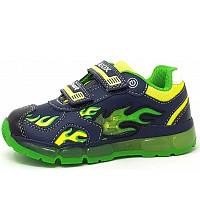 GEOX - J Android - Klettschuh - C0749 navy