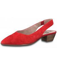JANA - Weite H - Slingpumps - red
