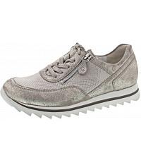 WALDLÄUFER - Haiba - Sneaker - platin silber platin