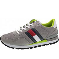 TOMMY HILFIGER - Tommy Jeans Sneaker - Sneaker - antique silver