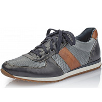 Rieker - Sneaker - ozean denim nuss