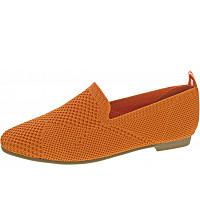 LA STRADA - Slipper - knitted lt.orange