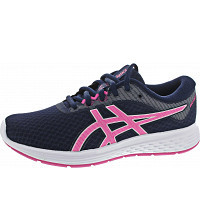 ASICS - Patriot 11 GS - Sportschuh - peacoat-dragon fruit