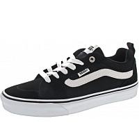 VANS - MN Filmore - Sneaker - black-white
