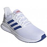 ADIDAS - Runfalcon - Sneaker - white / blue