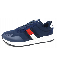 Tommy Hilfiger - Flag Flexi - Sneaker - blau