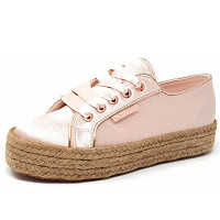 SUPERGA - Satincometropew - Sneaker - Rose