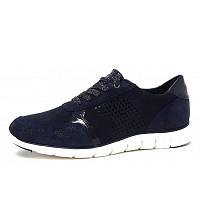 MARCO TOZZI - Sneaker - 844 navy met.comb
