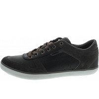Geox - Box - Sneaker - black-mud