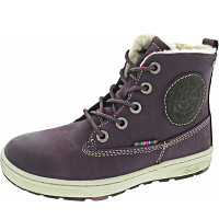 LURCHI - Doug-Tex - Schnürstiefel - purple charcoal