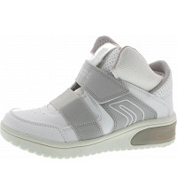 GEOX - XLED Boy - Sneaker - white