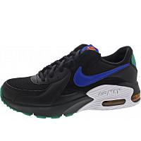 NIKE - Air Max Excee - Sneaker - black-hyper blue